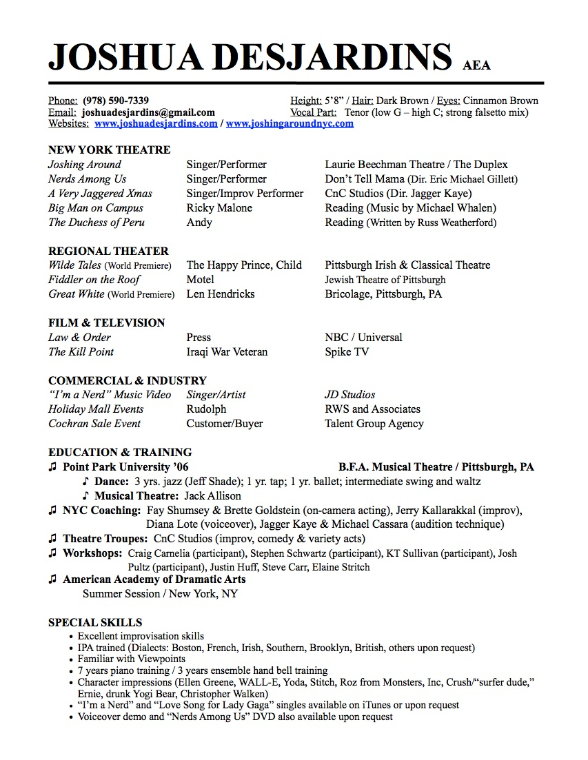 executive administrative assistant resume b pharmacy