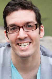 Joshua Desjardins Headshot