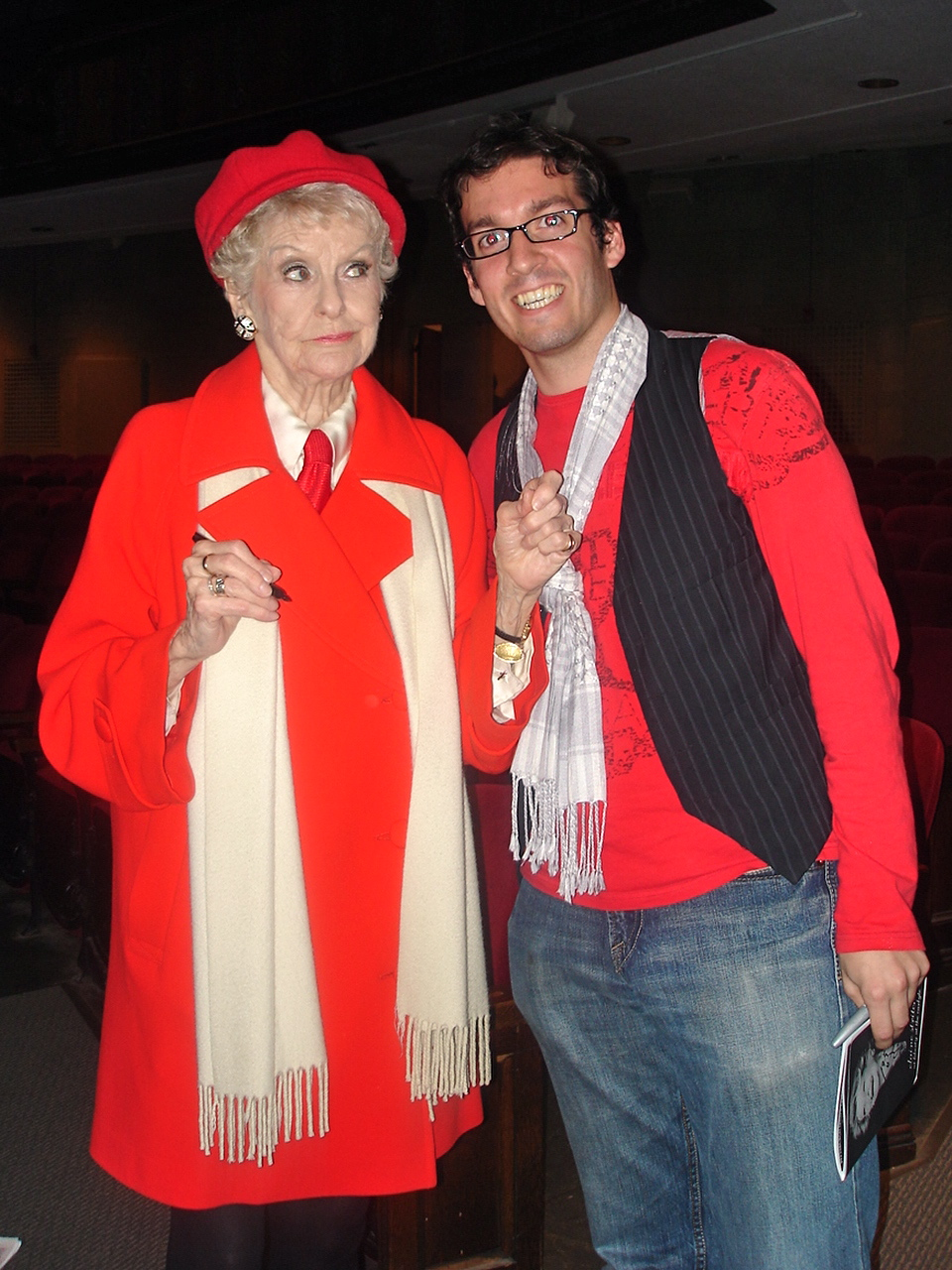 elaine stritch and joshua desjardins_2